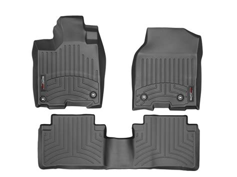 weathertech floor liners mats for the 2013 16 acura rdx