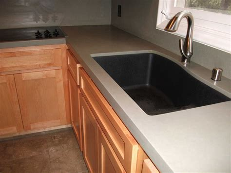 Kitchen Sink Tops Stainless Steel Sink And Countertop Combo Home Design Ideas And Pictures