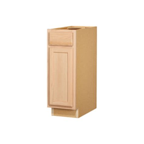 unfinished kitchen base cabinets lowes kitchen classics 35 in x 12 in x 23 75 in unfinished oak