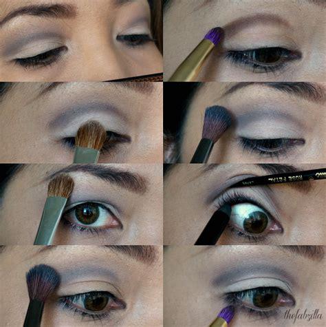 Eyeshadow Hooded Tutorial makeup for hooded teamhoodedeyes thefabzilla