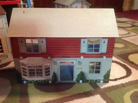 plastic doll houses for sale vintage tin doll houses for sale classifieds