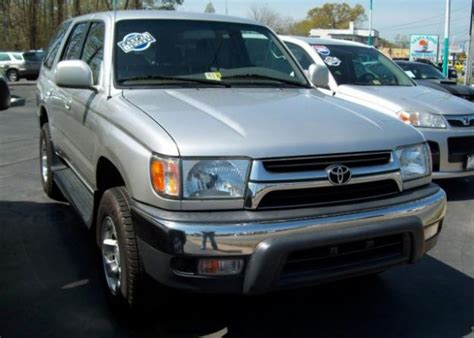 Toyota 4runner 4wd Toyota 4runner Sr5 4wd Picture 4 Reviews News Specs