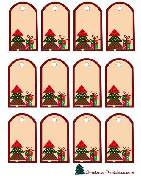 printable christmas tree gift tags free printable christmas gift tags