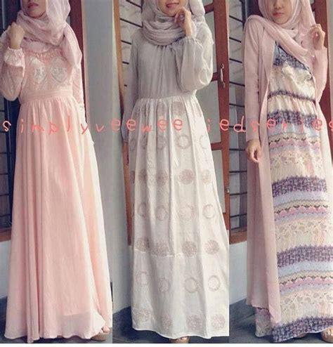 Dress Gamis Maxi Dress Muslim Lovely Maxi 1 maxi dresses fashion hijabi fashion pastel be beautiful and maxi dresses