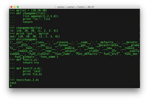 github tutorial python python之函数对象作为参数 爱程序网