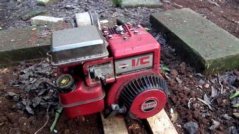 small heat l original 3hp briggs stratton industrial comercial engine