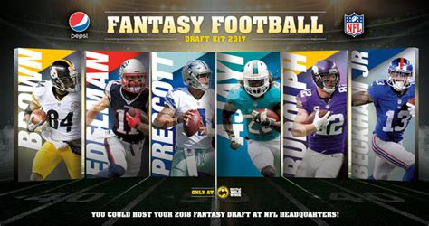 Fantasy Sweepstakes - the 2017 pepsi fantasy football sweepstakes at buffalo wild wings is here