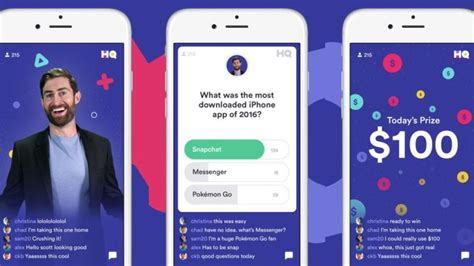 Apps To Win Money - how to win money in the hq trivia game app