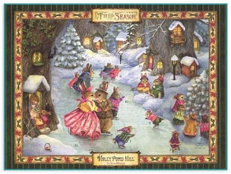 Marvelous Holly Pond Hill Christmas Cards #1: Holly-pond-hill-christmas-cards.jpg