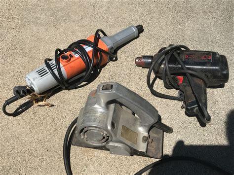 Craftsman Industrial Power Plane Craftsman 3 8 Drill