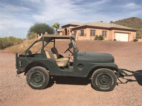 1962 willys jeep 1962 m38a1 jeep willy willys m38a1 1962