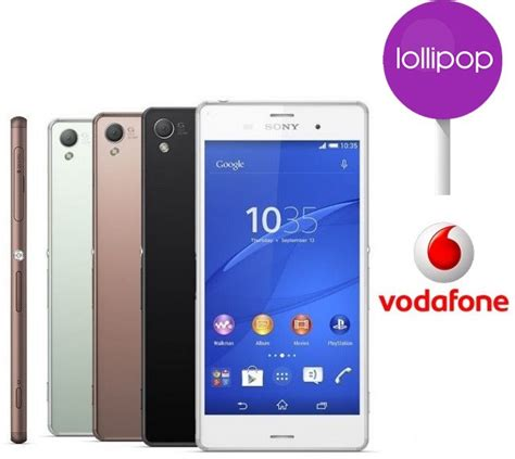 Xiaomi Redmi 3 Pro Web Development vodafone xperia z3 lollipop update the android soul