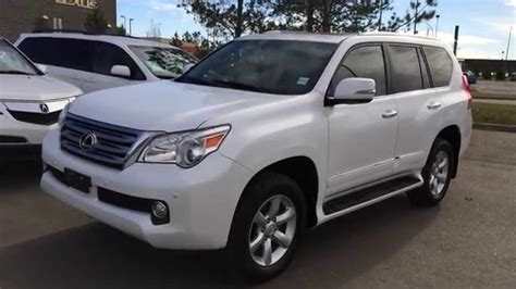 lexus certified pre owned white 2013 gx 460 4wd premium