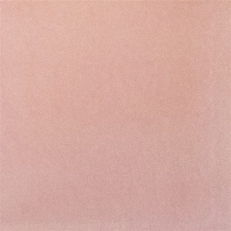 Pale Pink Velvet Upholstery Fabric by Varese Velvet Plain Velvet Fabric In Pale Pink