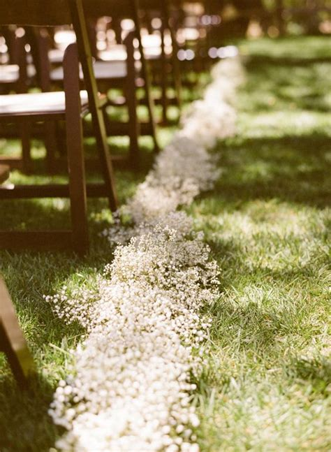 Baby S Breath Wedding Aisle by 90 Rustic Baby S Breath Wedding Ideas You Ll Page 3