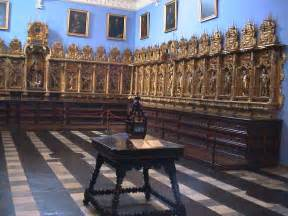 Neoclassical Interior monastery of san francisco lima visit all over the world