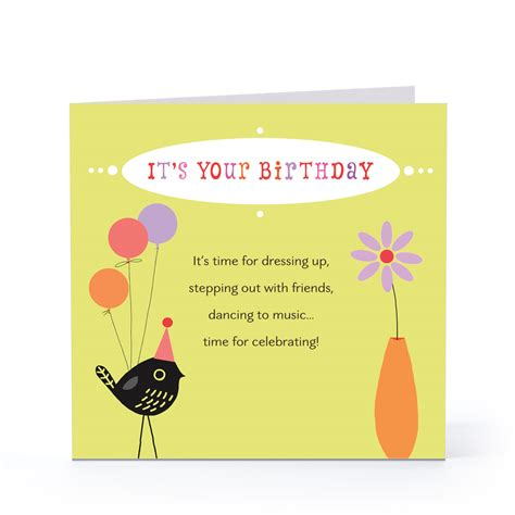 birthday card hallmark card design ideas