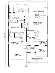 House Plans For Narrow Lots On Waterfront   House Plans