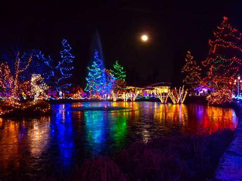 botanical gardens cristmas lights festival of lights 2013 vandusen botanical garden vancouver4life