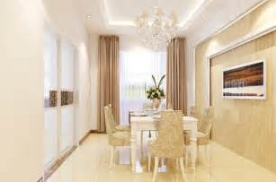 Modern Dining Room Interior Classic Dining Room Interior Design 3d