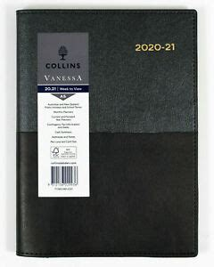 collins vanessa   financial year diary  week