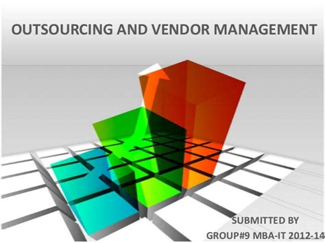 Mba Outsourcing by Outsourcing And Vendor Management