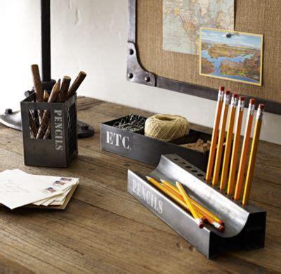 Rh Baby Child S Industrial Metal Desk Accessories Our Industrial Desk Accessories