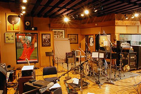 best live rooms impulse responses the utility muffin research kitchen zappa recording studio