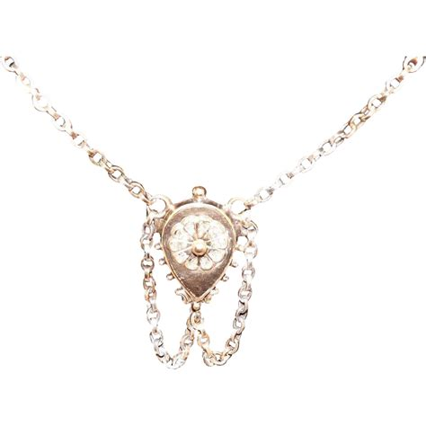 how to make gold filled jewelry beautiful gold filled necklace that vintage