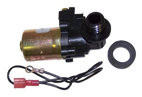crown automotive 36001132 windshield washer fluid pump for