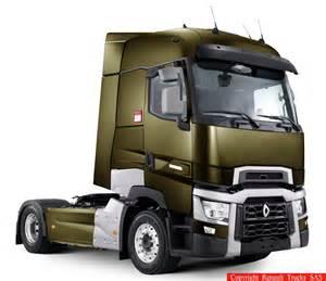 Truck Renault Renault Trucks A Pr 233 Sent 233 Une Nouvelle Gamme