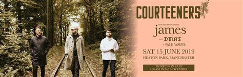 courteeners tickets courteeners tickets heaton park manchester 15 06 2019