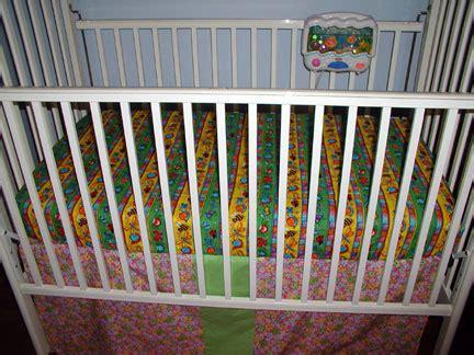 Crib Sheet Tutorial What The Hay Crib Bedding Tutorial
