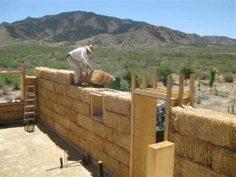 straw bale dog house straw bale house a four person barn raising
