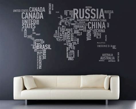 typography wall create creative wall design with letters and writings