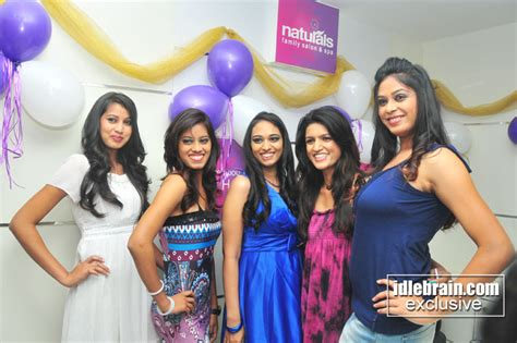vip beauty schwarzkopf s model product launches live divya launches naturals family salon at miyapur telugu