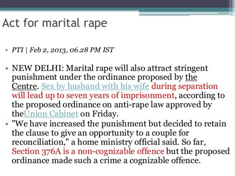section 375 of ipc marital rape