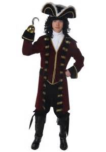 Captain hook teen boys costume pirate teen costumes