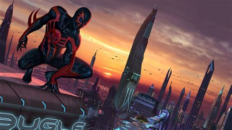 spiderman wallpaper abyss 4 spider man 2099 hd wallpapers backgrounds wallpaper