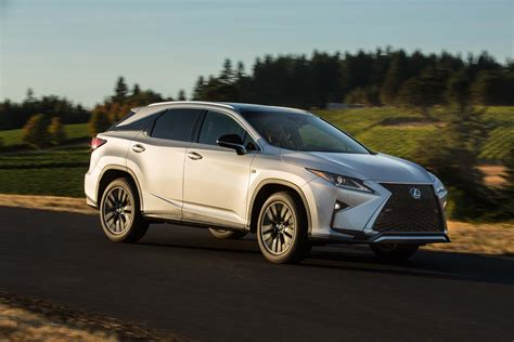 lexus rx 350 f sport 2016 2016 lexus rx 350 awd f sport full gallery and
