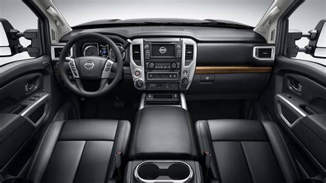 2016 nissan titan xd diesel review and test drive with