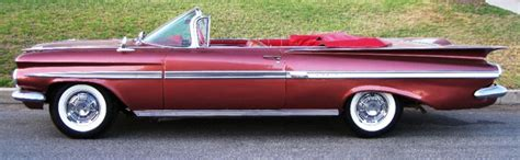 Color Combination Finder by 1959 Chevy Impala Convertible
