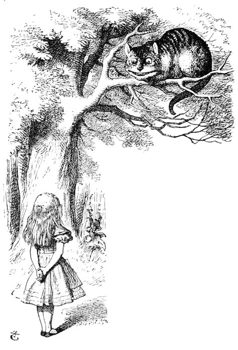 the which way tree books in lewis carroll illustrated by sir