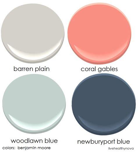 benjamin moore color palette family room color palette benjamin moore colors barran