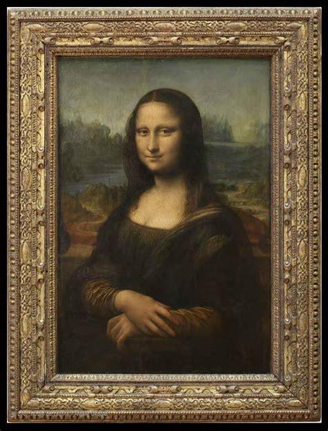 painting mona leonardo di ser piero da vinci known as leonardo da vinci