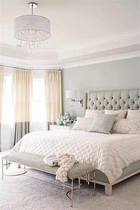 gardinen schlafzimmer grau gardinen ideen inspiriert den letzten gardinen trends