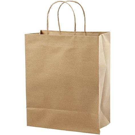 Paper Bag 10x8x17 5 Cm paper bag h 33 cm w 26x13 cm 10pcs 23368