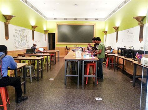 the best architecture public library design innovation innovation lab at harold washington library how it