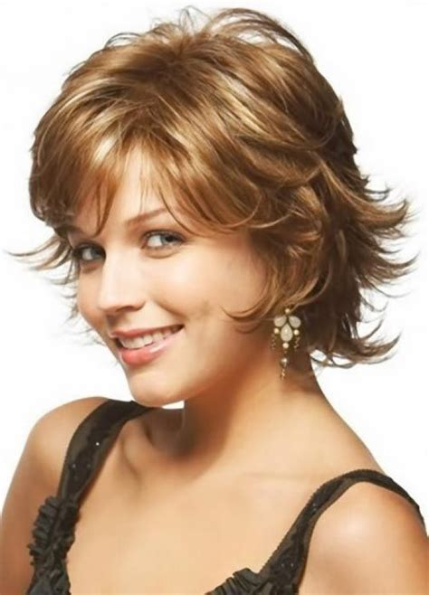 hairstyles for thick wavy hair round face hair round faces hairstyles for thick hair and round