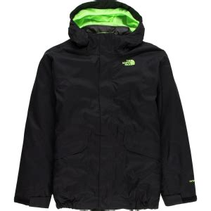 Jaket The Boys Nimbostratus Triclimate Jacket Green Ori the nimbostratus triclimate jacket boys sw